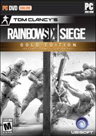 siege pc tom clancy s rainbow six siege gold edition for pc gamestop