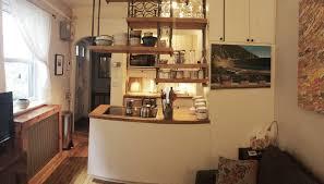 Cottage Galley Kitchen King Street North River Renovation Management