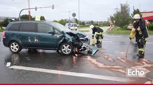 Basinus Bad 09 09 2017 Unfall Mit Fünf Verletzten In Bensheim Youtube