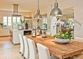kitchen and dining room decorating ideas kitchen diner decor kitchen diner design ideas photo 3 small kitchen