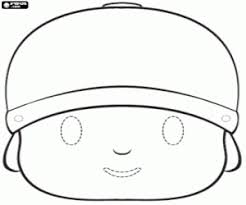 pocoyo coloring pages printable image