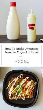 cuisiner japonais how to japanese kewpie mayo at home cuisiner japonais et