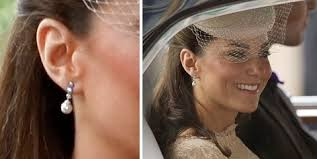 kate middleton diamond earrings heavenly necklace kate middleton pearl diamond earrings archives