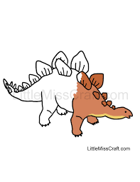 crafts animal coloring pages