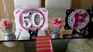 50th birthday favors diy 50th birthday decor party theme