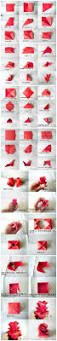 how to fold cute origami paper craft rose box for valentine u0027s day