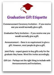 graduation ceremony invitation invitation etiquette