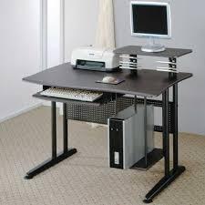 bedroom small black computer desk small desks for small spaces