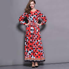 red polka dot dress plus size pluslook eu collection