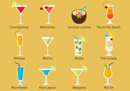 cocktail icon vector cocktail vectors download free vector art stock graphics u0026 images