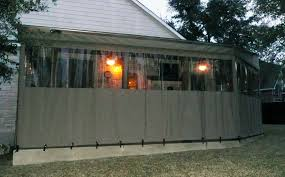 patio curtains aaa awning co inc