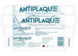 Pasta Gigi Antiplaque antiplaque toothpaste packaging on behance