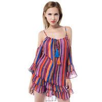 short long dresses rainbow bulk prices affordable short long