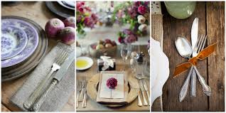 inspired table settings ivory bill rustic setting outdoor casual