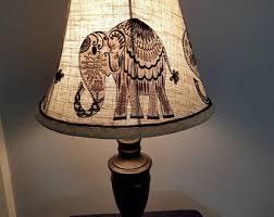 animal lamp etsy