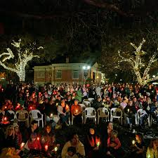 downtown lighting ceremony paso robles events
