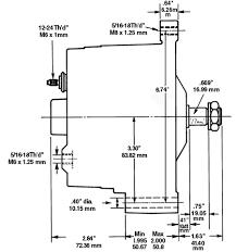 dc500 permanent magnet alternator pma based on gm u0027s delco remy