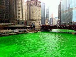 st patrick u0027s day chicago 2016 green river parade revelry