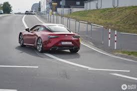 lexus lc 500 acceleration lexus lc 500 2 october 2016 autogespot