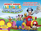 Mickey Mouse] ตอน รถไฟ ชู่ ชู่ แห่งบ้านมิคกี้ [vcd master: