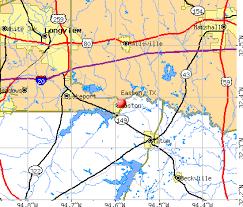 easton map easton tx 75603 75641 profile population maps