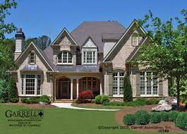 home plans with front porches country house with large front porch monet manor house