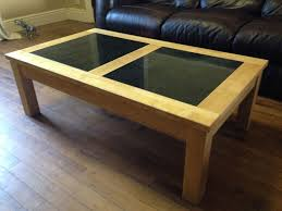 Atlantis Coffee Table Coffee Table With Black Granite Inserts Bentley Designs Atlantis