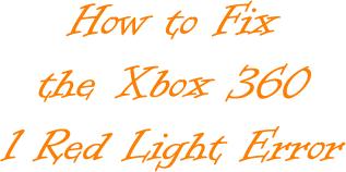 xbox 360 red light fix xbox 360 repair fix xbox 360 1 red light error e 74