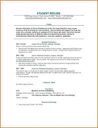 sample resume college free resume templates samples resume sample