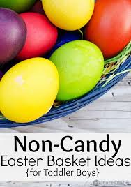 easter candy for toddlers easter basket ideas for toddler boys candy free basket ideas