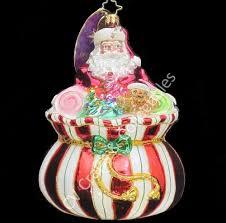 Swarovski Christmas Ornaments Ebay by 92 Best I Love Radko Xmas Ornaments Images On Pinterest
