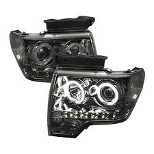 2012 ford f150 projector headlights 9 best images about 2012 ford f150 on halo radios and