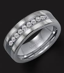 Mens Tungsten Wedding Rings by Mens Wedding Bands Mens Tungsten Wedding Bands Is The Durable