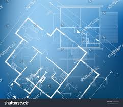 Floor Plan Blueprint Floor Plan Blueprint Vector Illustration Stock Vector 72879238