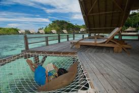 misool eco resort raja ampat indonesia accomodation in our over