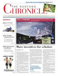 駱ices cuisine the nanyang chronicle vol 17 issue 02 by nanyang chronicle issuu