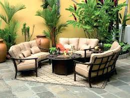jaavan patio furniture sofa sets are really convivial for your patio