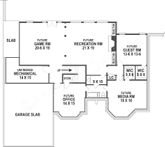 slab house plans 4 bedroom house plans on slab flooring house