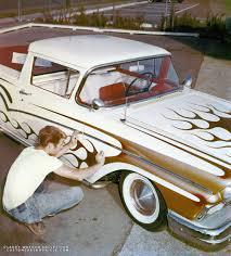 larry watson 57 fords custom car chroniclecustom car chronicle