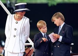 Princess Diana S Grave William Harry And Kate Will Re Dedicate Princess Diana U0027s Grave In
