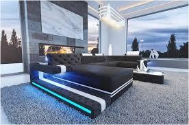 wohnzimmer ecksofa ecksofa mit beleuchtung platzsparend ideen für wohnzimmer