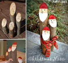 log craft christmas pinterest christmas decor aunt and holidays