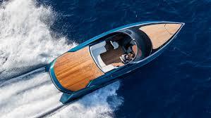 bugatti boat 5 luxury yachts inspired by sports cars u2013 robb report