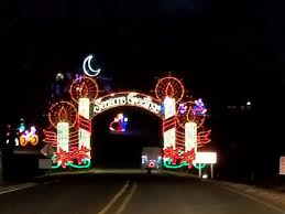 tanglewood christmas lights nc tanglewood festival of lights picture of tanglewood park clemmons
