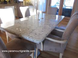 stone top dining room table kitchen marvelous kitchen bar table kitchen countertops options