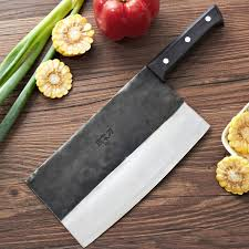 Kitchen Cutting Knives Free Shipping Zgx Kitchen Professional Chef Dual Purpose Knife