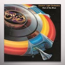 electric light orchestra eldorado elo electric light orchestra out of the blue vinyl record