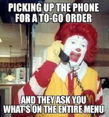 Pos Meme - 10 relatable restaurant memes that scream this is my life