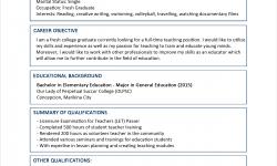 sample resume for fresher software engineer free sample resumes