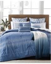 King Comforter Sets Blue Don U0027t Miss This Bargain Watercolor Leaves King Comforter Set Blue